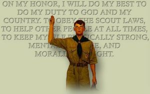 Boy Scout Sunday - February 4th