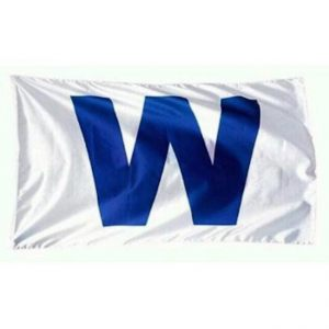 Go, Cubs, Go!   We're HOPING you win it all!