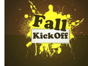 EPIC Fall Kick-Off Meeting - August 21st