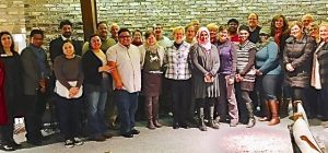 Hope listens to our Muslim, Sikh, African-American and Latino friends as they share their thoughts and concerns.  Hope embraces diversity and welcomes all who come through our doors, without exception.
