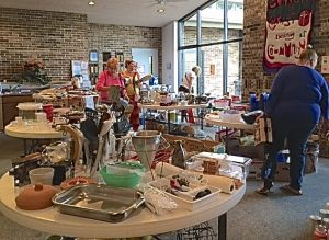 Rummage Sale September 22nd (9a-4p) and 23rd (8-noon). Furniture, baby items, tools, toys, games, home decor, household items, small appliances, sporting goods, TVs, and much more!!!