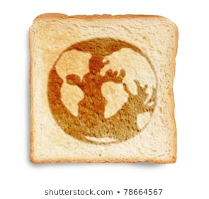 Bread for the World Writing Campaign during the month of April.