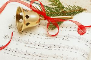 Christmas Caroling and Pizza! December 15, 4-6pm at Hope.