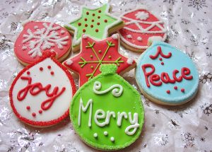 Christmas Cookie Exchange at Hope - December 15, 9:30am.