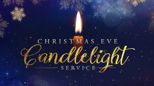 Christmas Eve Candlelight Service at Hope, 7pm