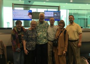 Hope's Mission Team is in Cuba!