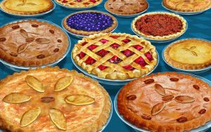 Pie Share Sunday! November 24th after church.