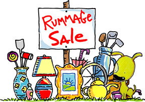 Rummage Sale Returns! CHANGE OF DATE: Now scheduled for September 6 & 7. Bring your donations to Hope now, sign up to help with the sale and tell your neighbors to come!