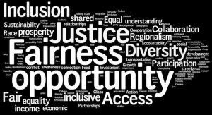 Interested in Social Justice? Come to Hope to learn more.